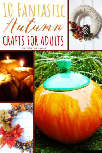 Fantastic Autumn Crafts for Adults