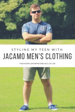 Styling my Teen with Jacamo Men's Clothing