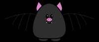Cute Bat by The Purple Pumpkin Blog