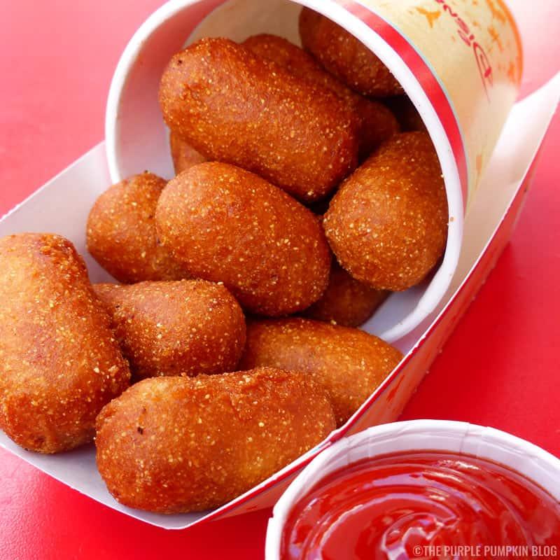 Corn Dog Nuggets