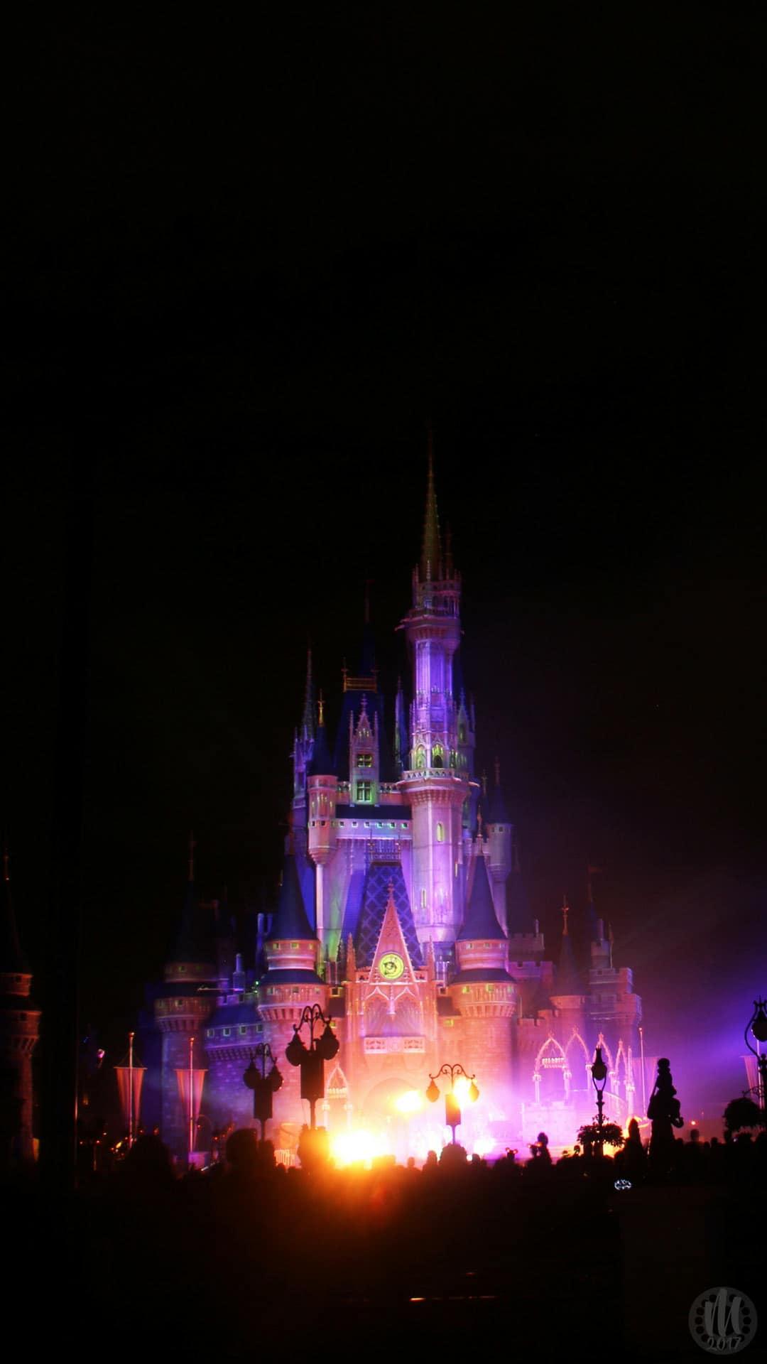 Disney Halloween Iphone Wallpapers From Magic Kingdom