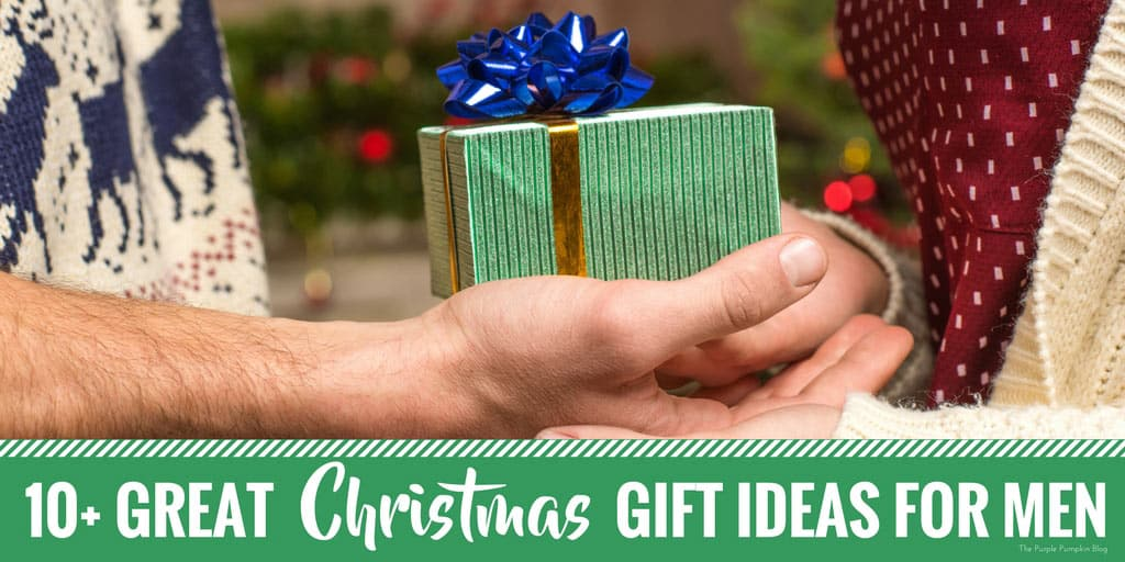 10+ Great Christmas Gift Ideas For Men » The Purple ...