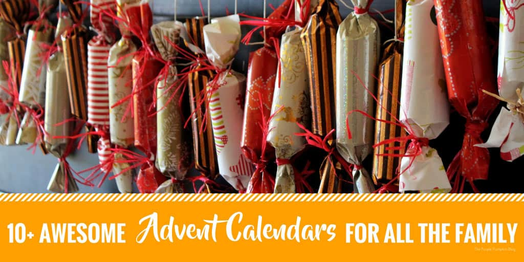 Awesome Advent Calendars for all the family