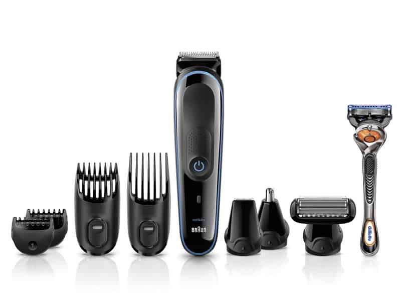 Braun Multi Grooming Kit