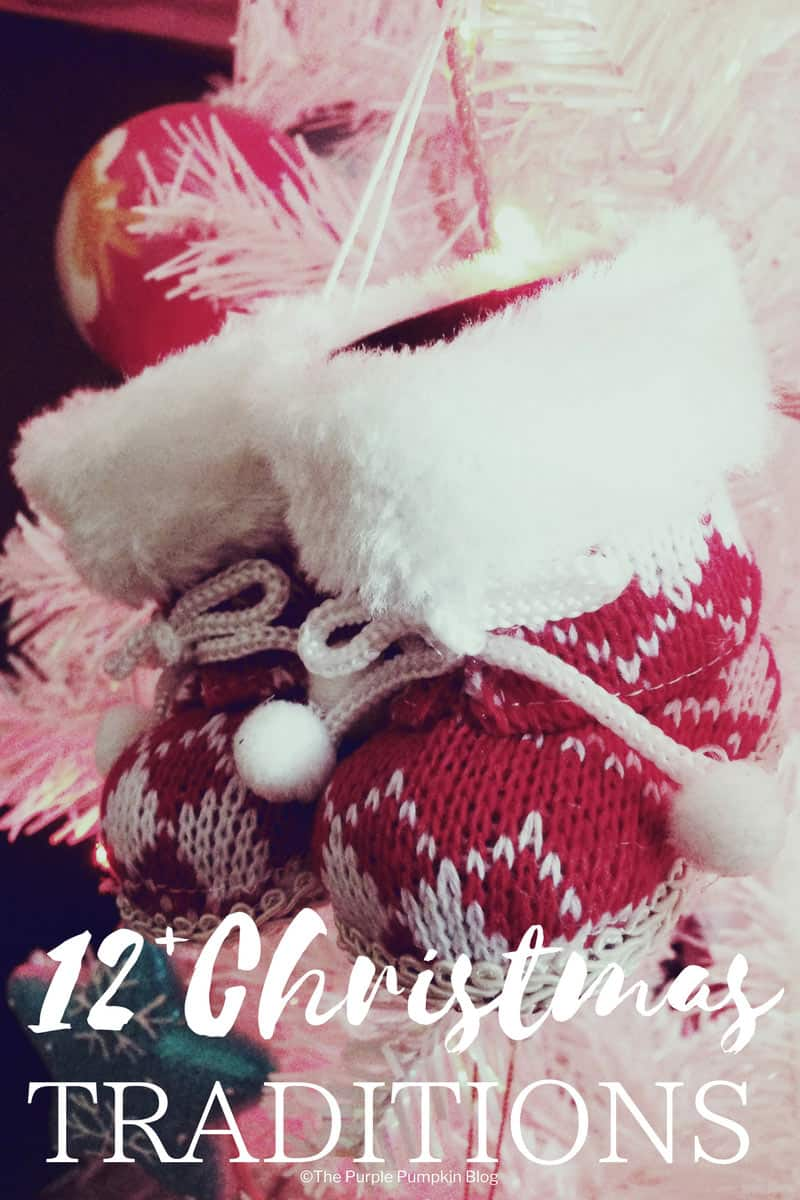 12+ Christmas Traditions. Christmas for many people is steeped in tradition - we do the same things, year in, year out. Whether they are Christmas traditions we've brought through from childhood to adulthood, or new ones we've made for our families; Christmas just wouldn't be Christmas without them...