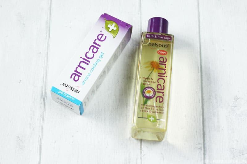 Nelsons arnicare® Bath & Massage Balm & Nelsons® Calendula Cream