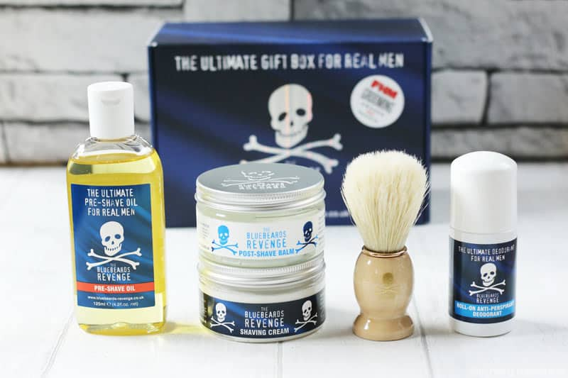 The Bluebeards Shaving Kits
