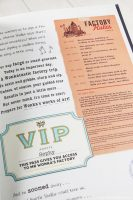 The Golden Ticket Book from Wonderbly
