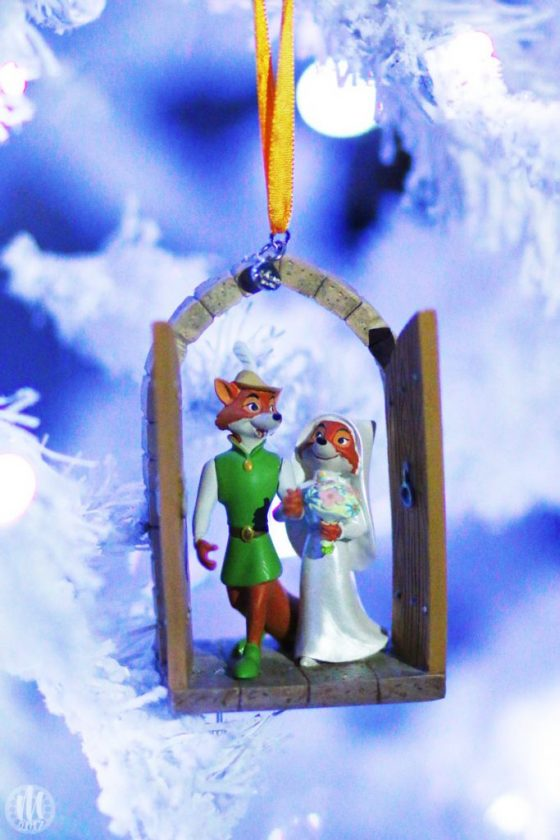 Project 365 - 2017 - Day 338 - Robin Hood & Maid Marion Christmas Ornament