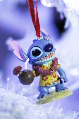 Project 365 - 2017 - Day 340 - Stitch ornament