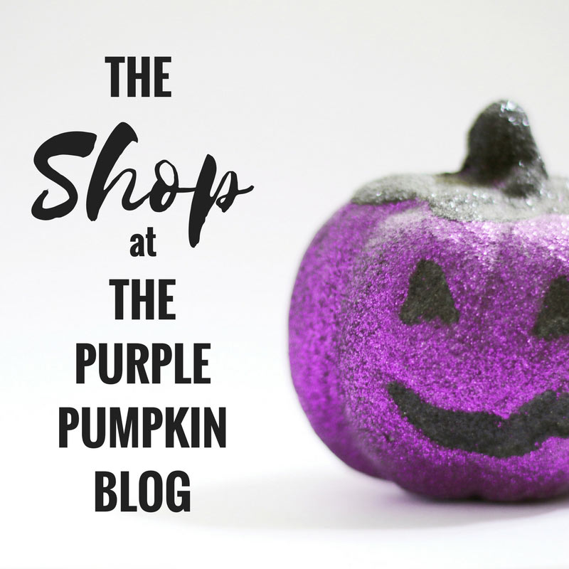 The Shop at The Purple Pumpkin Blog is now open!