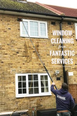 Window Cleaning Service from Fantastic Services