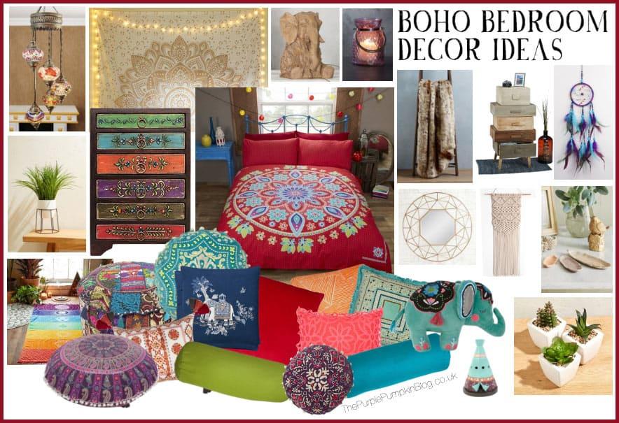 Boho Bedroom Decor Ideas Get The Bohemian Look