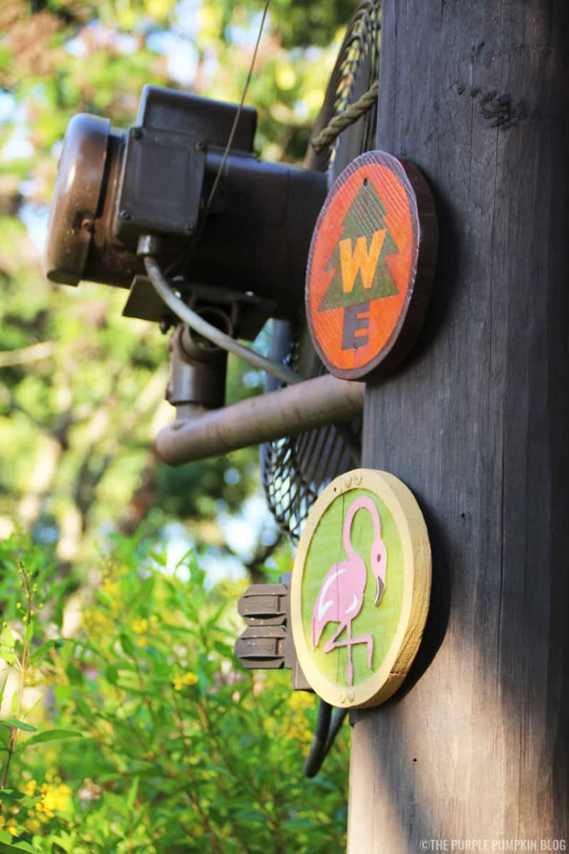 Animal Kingdom - Wilderness Explorer's Stop
