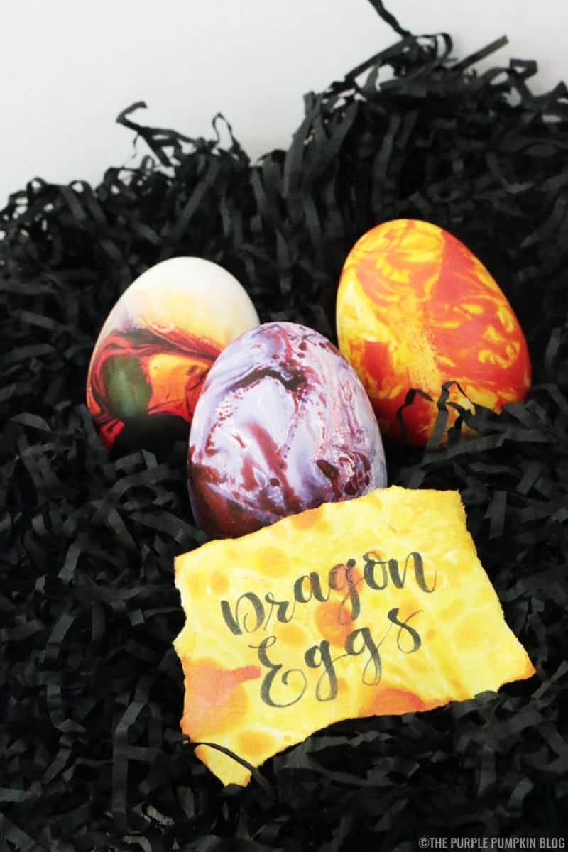 marbled dragon eggs