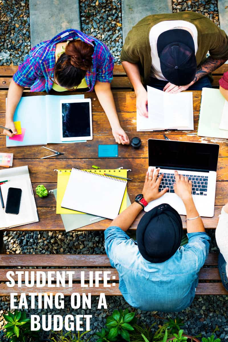 Student Life: Eating On A Budget