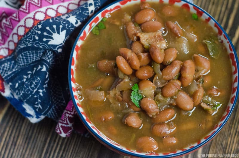 Charro Beans - Mexican Cowboy Beans