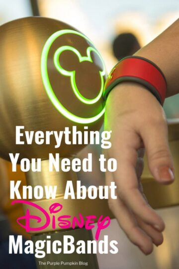 MagicBands are just one of the perks that Walt Disney World offers that sets them apart from other theme parks. This post tells you everything You Need to Know About Disney MagicBands!