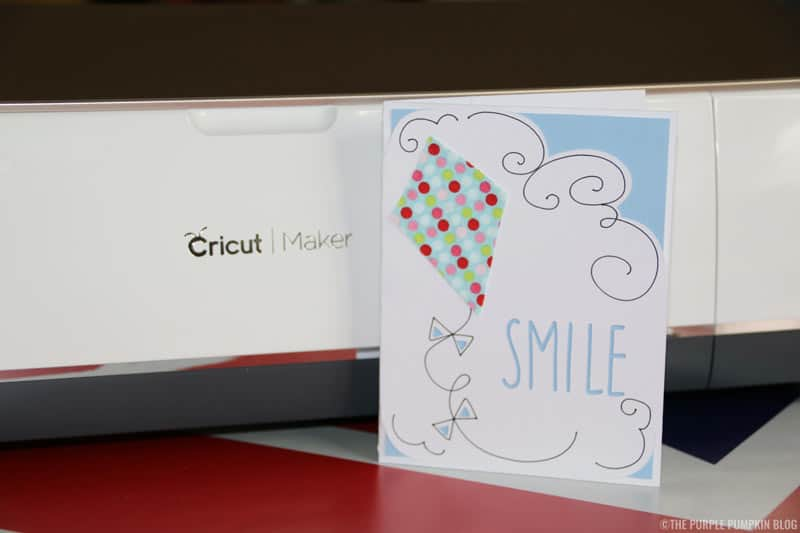 First Cricut Maker Project