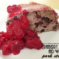 Cherry, Chestnut & Walnut Pork Stuffing Loaf