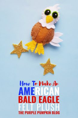 How-to-make-an-American-Bald-Eagle-Felt-Plush