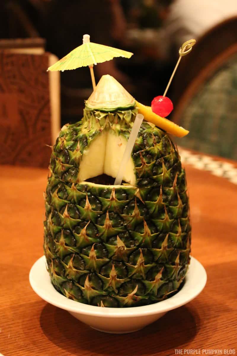 Lapu Lapu Tiki Cocktail