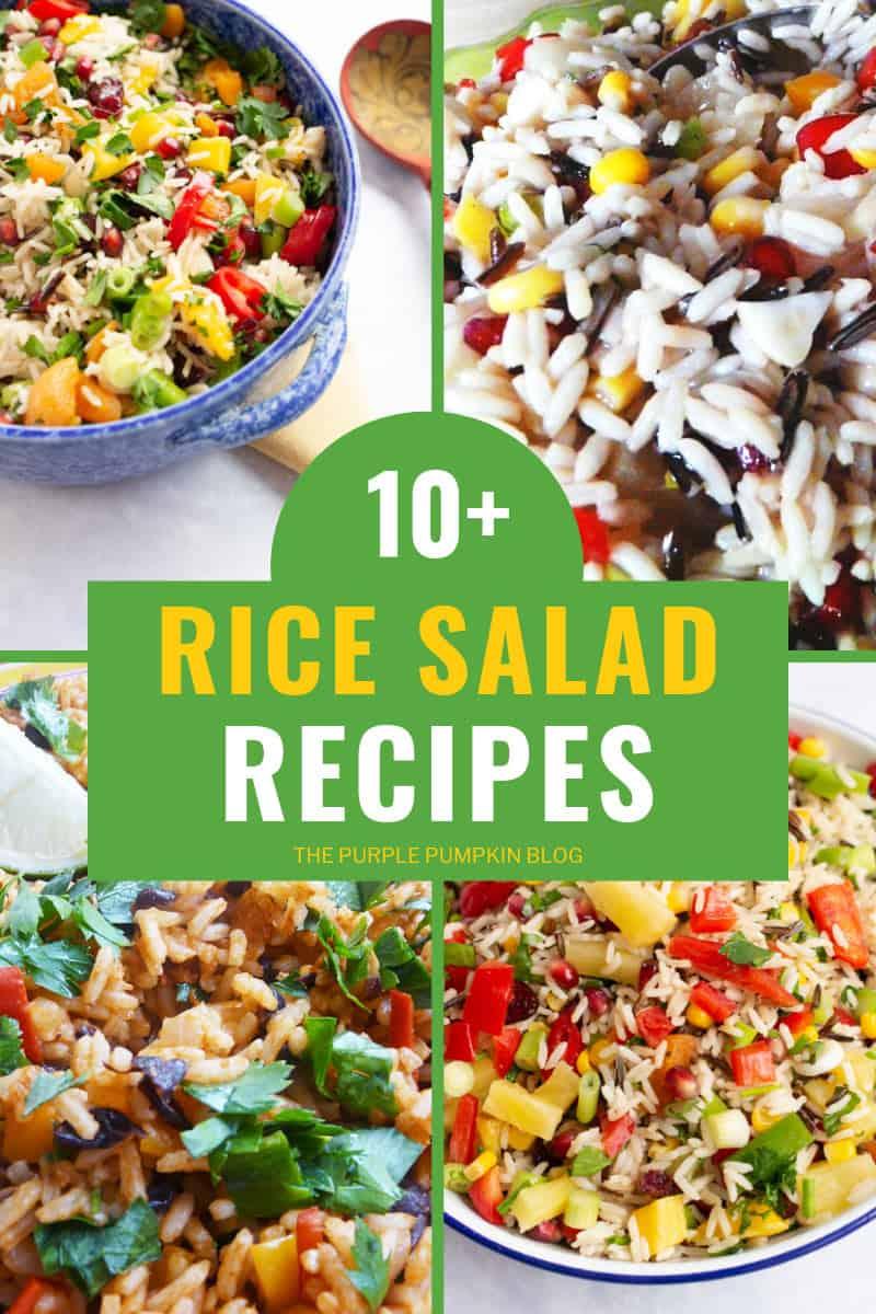 10 rice salad recipes