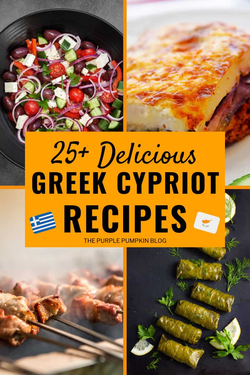 25 delicious Greek Cypriot Recipes