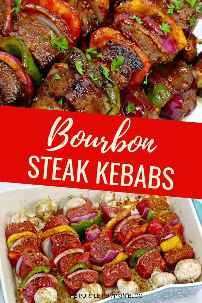 Bourbon Steak Kebabs