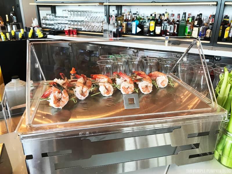 Bloody Mary Bar - Shrimp