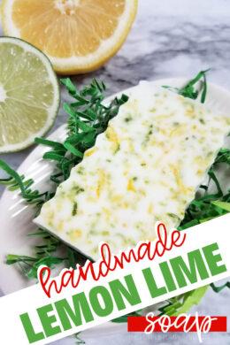 Handmade-Lemon-LIme-Soap