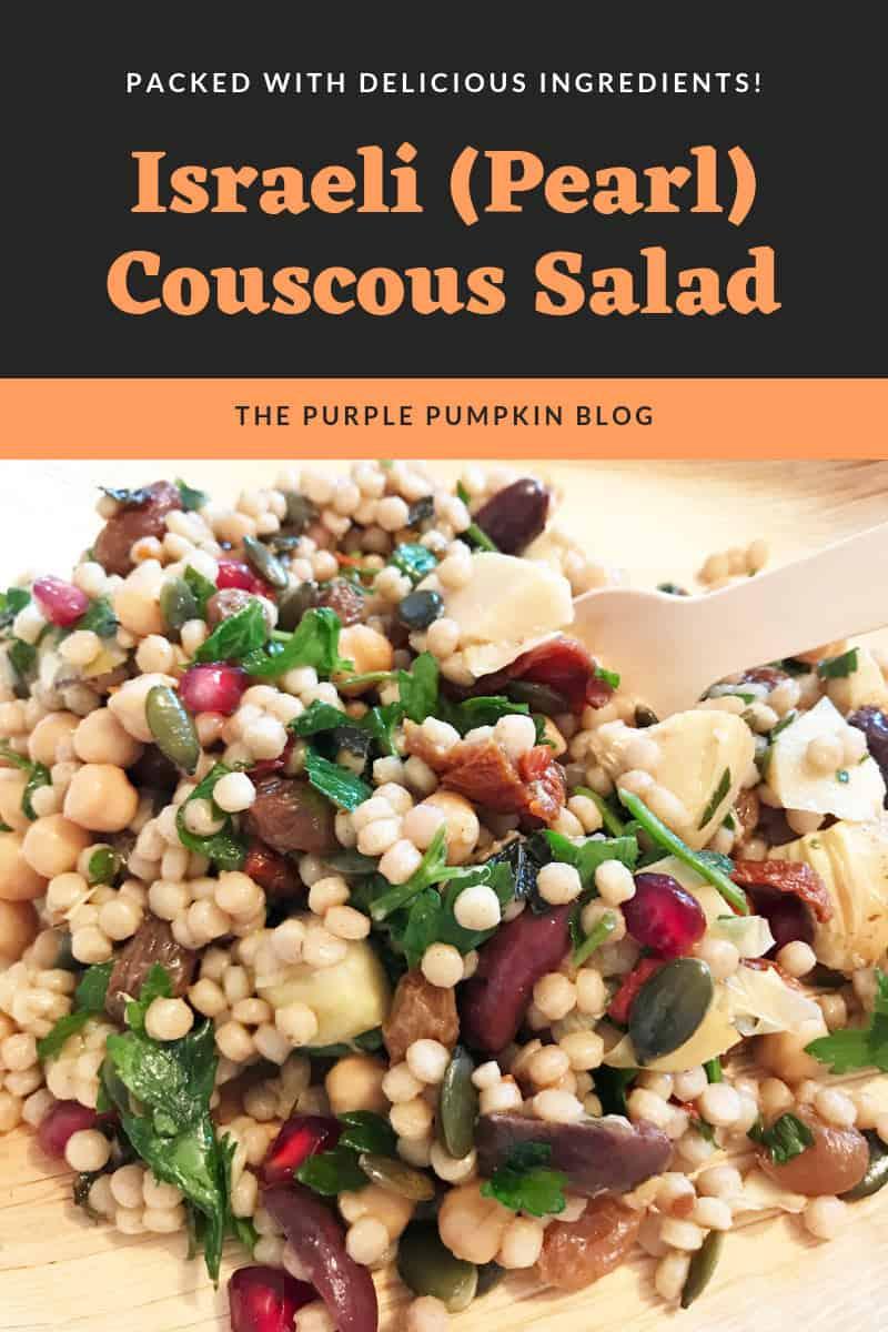 Israeli (Pearl) Couscous Salad