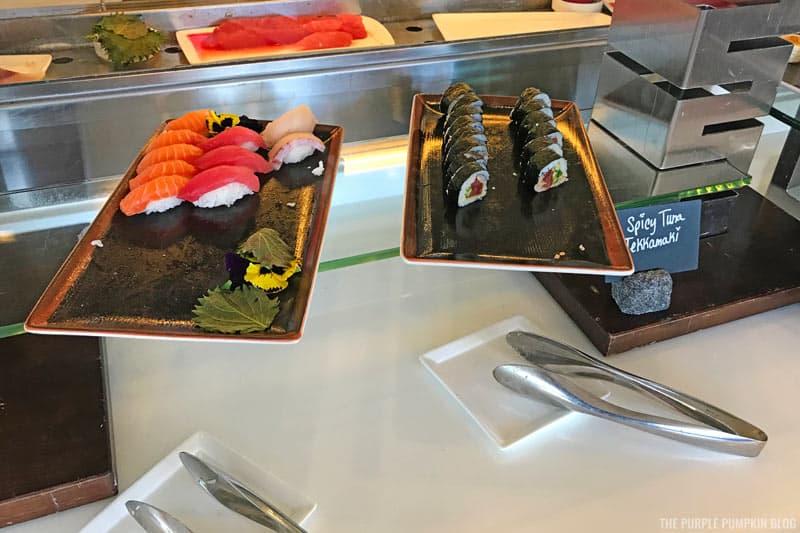 Sushi Platters