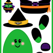Build-a-Witch-Free-Printable-Halloween-Paper-Craft