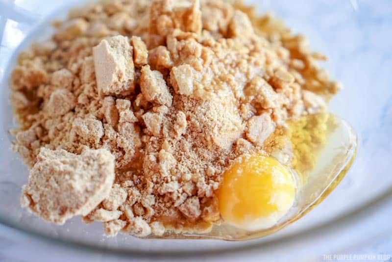Peanut Butter Cookies Mix