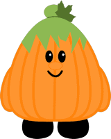 Pierre the Pumpkin