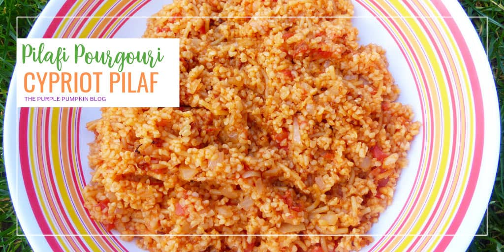 Pilafi Pourgrouri Cypriot Pilaf