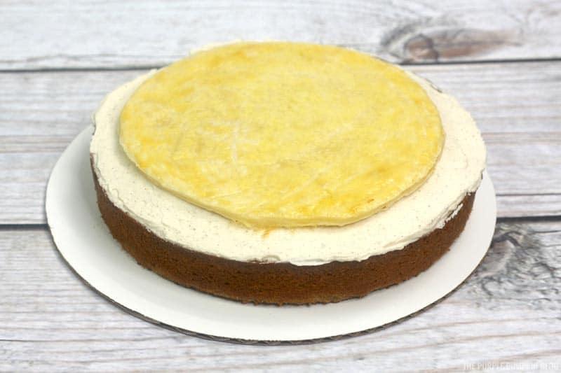 pie crust layer