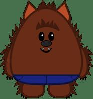 Wesley the Werewolf