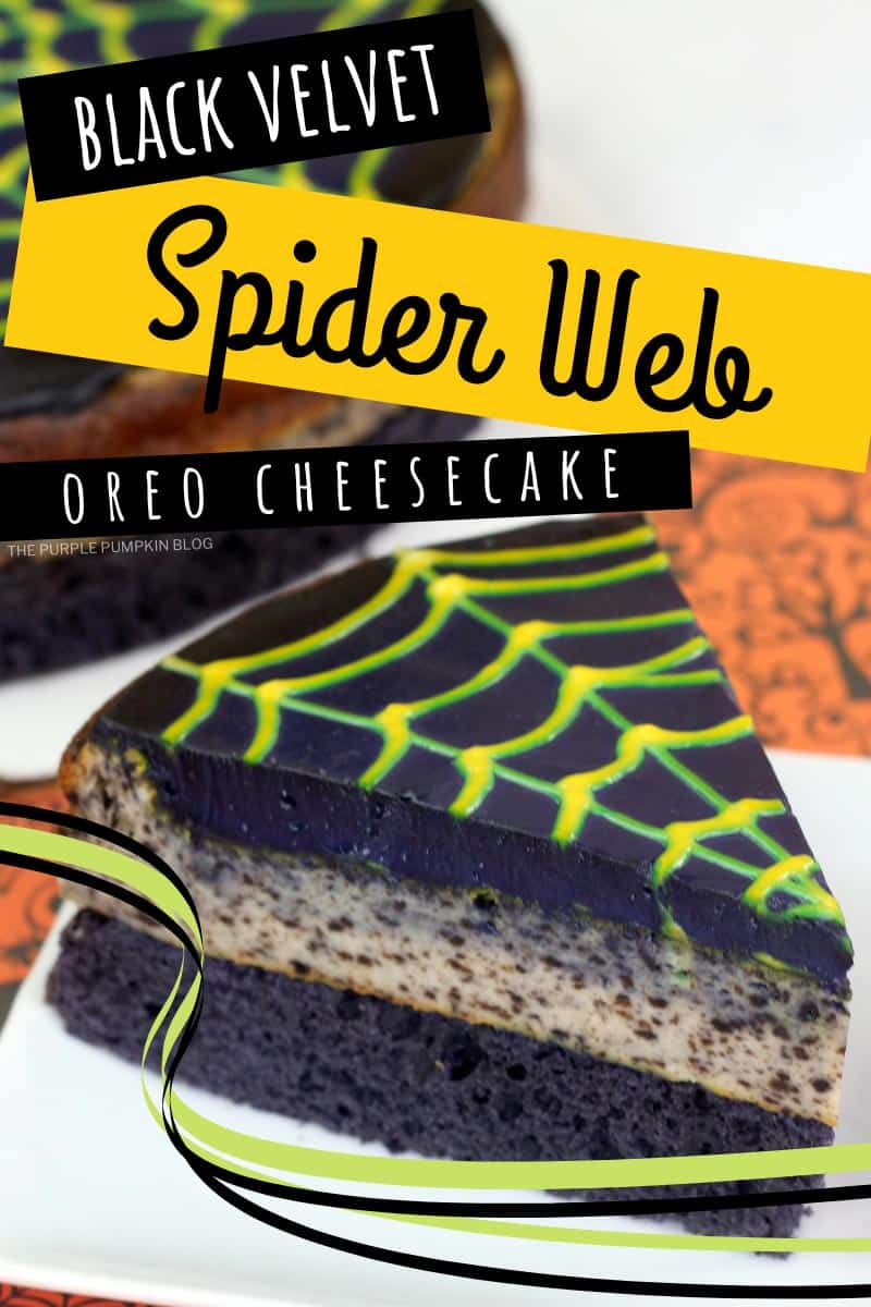 Black-Velvet-Spider-Web-Oreo-Cheesecake
