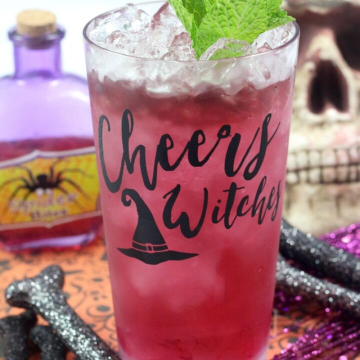 Wicked Witch Cocktail Recipe