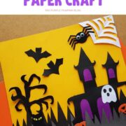 Haunted-House-Paper-Craft