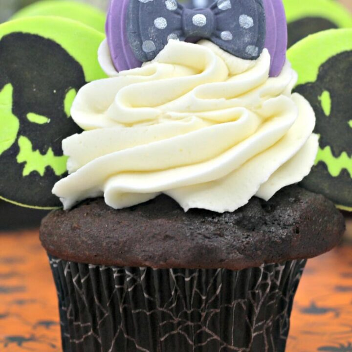 Oogie Boogie Cupcakes Recipe