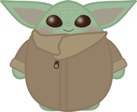 Baby Yoda Minifig