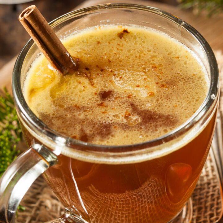 Hot Buttered Rum Recipe