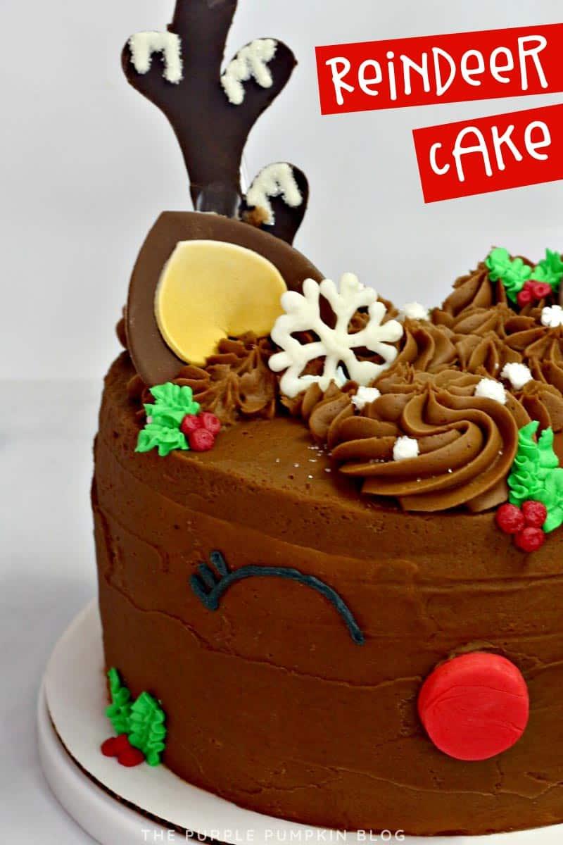 Cute-Reindeer-Cake