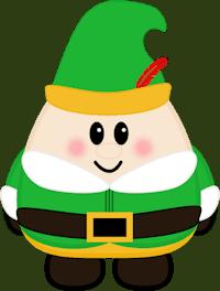 Buddy the Elf Minifig