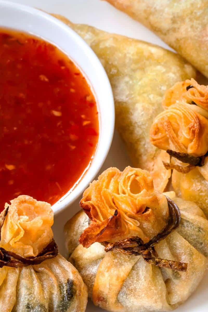 Chinese Fried Wontons