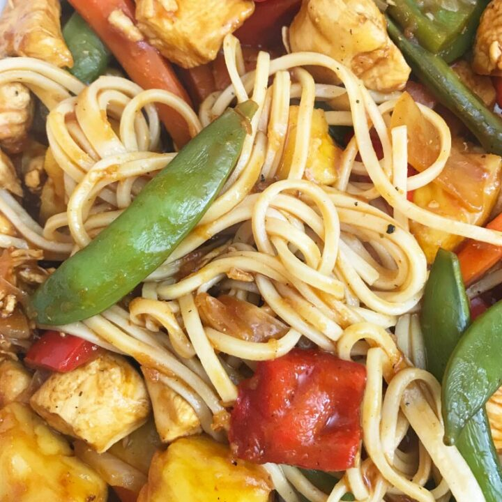Sweet and Sour Chicken (Slimming World Friendly)