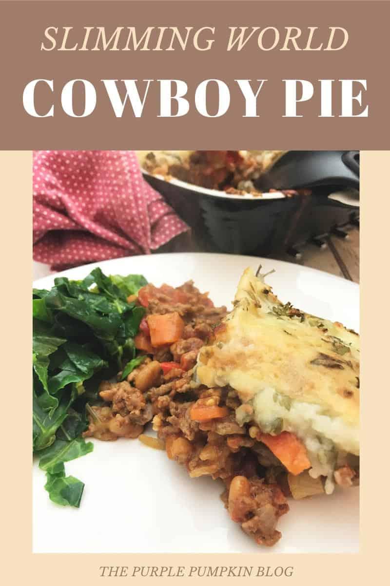 Slimming World Cowboy Pie Recipe